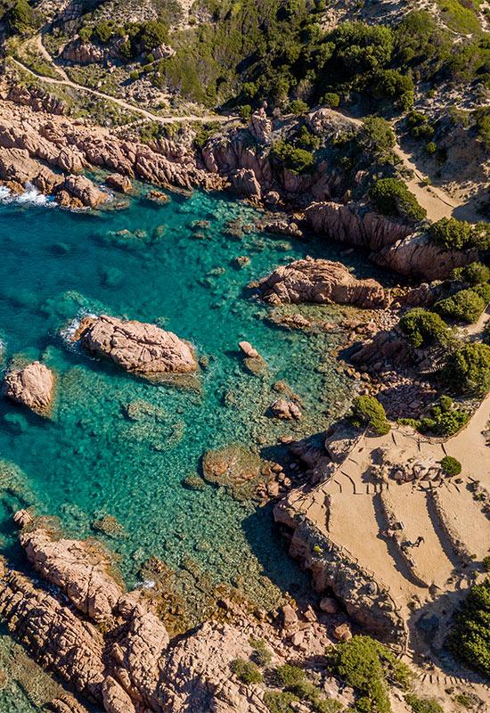 Costa Nord della Sardegna